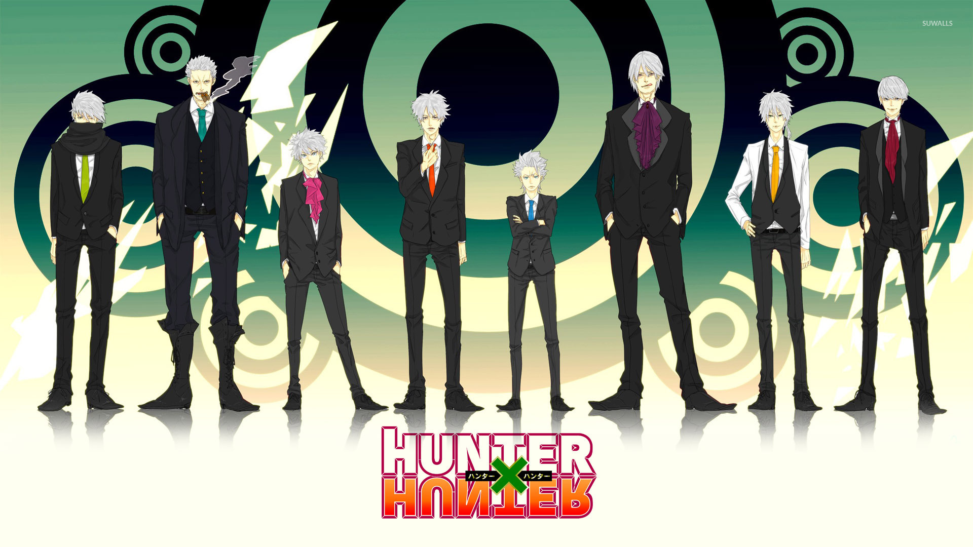 Hunter X 3 Wallpaper