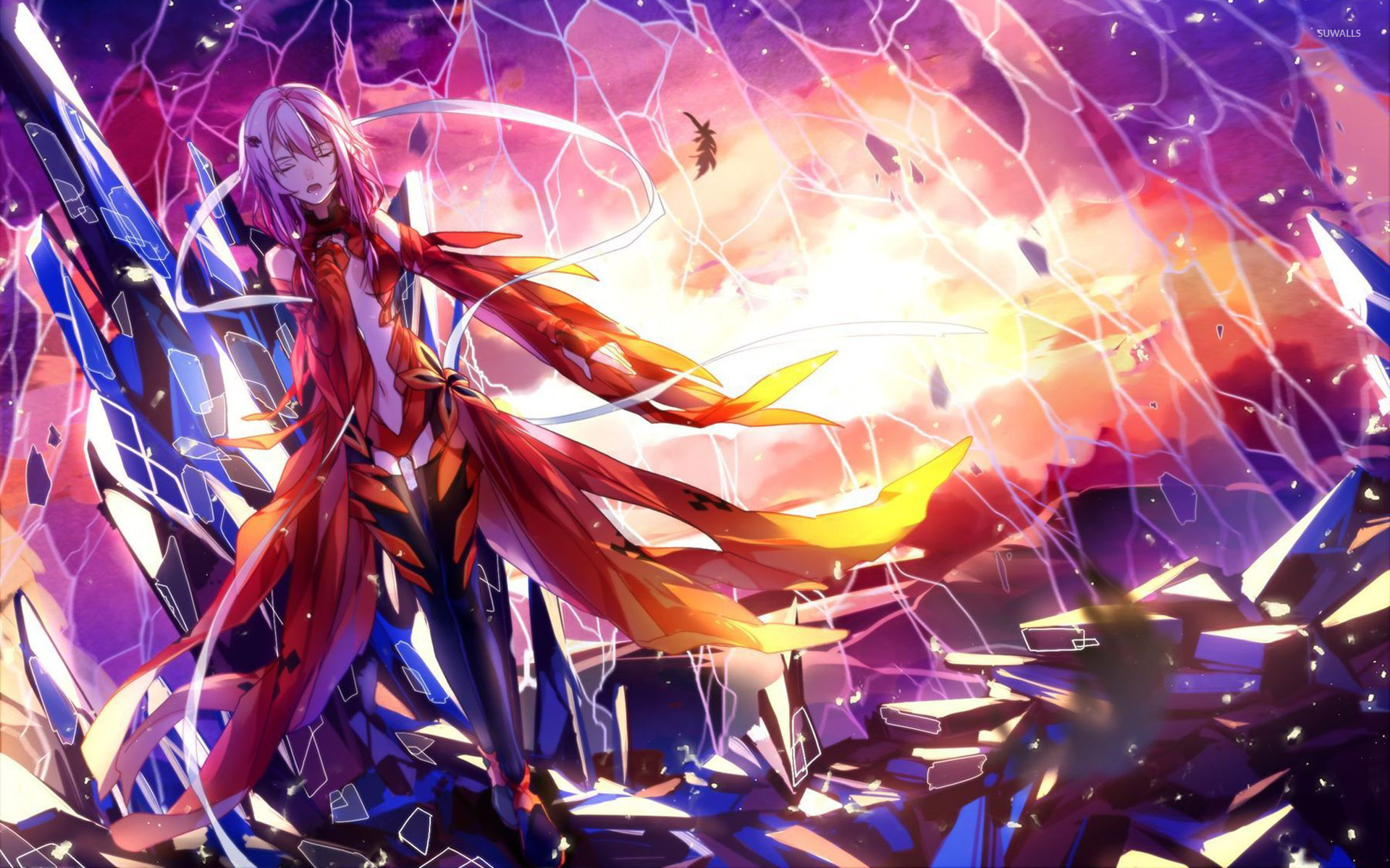 Guilty Crown [3] Wallpaper