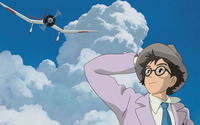 Jiro Horikoshi - The Wind Rises wallpaper 1920x1200 jpg