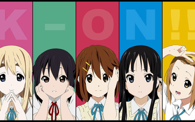 K-On! [12] wallpaper