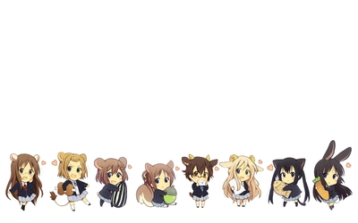 K-On! [13] wallpaper
