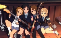 K-On! [7] wallpaper 1920x1200 jpg