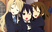 K-On! [10] wallpaper 2560x1600 jpg