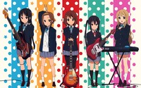 K-On! [3] wallpaper 1920x1200 jpg