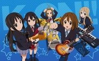 K-On! [2] wallpaper 1920x1200 jpg