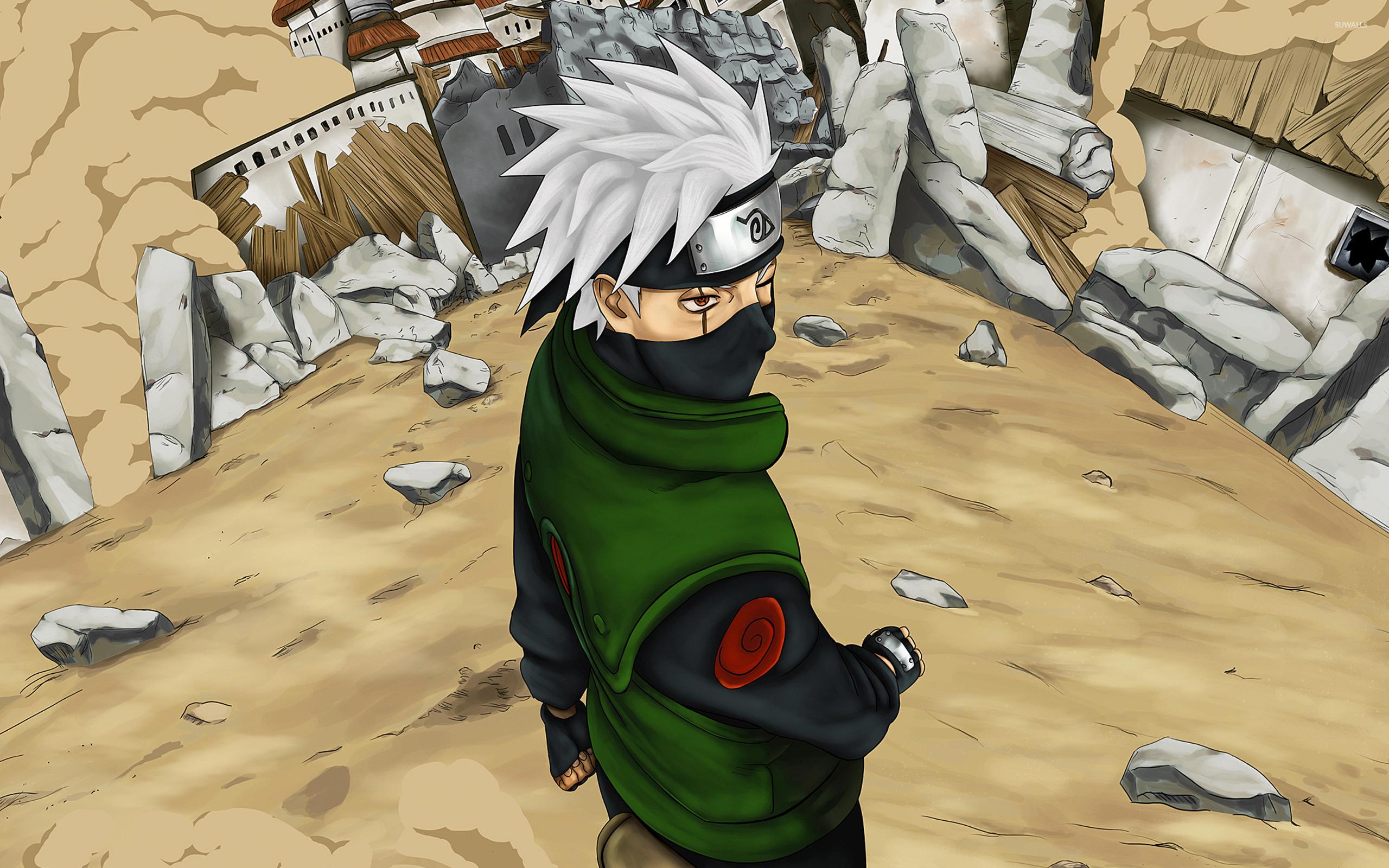 Kakashi Hatake - Naruto [2] wallpaper