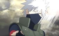Kakashi Hatake on a sunny day - Naruto wallpaper 2560x1600 jpg