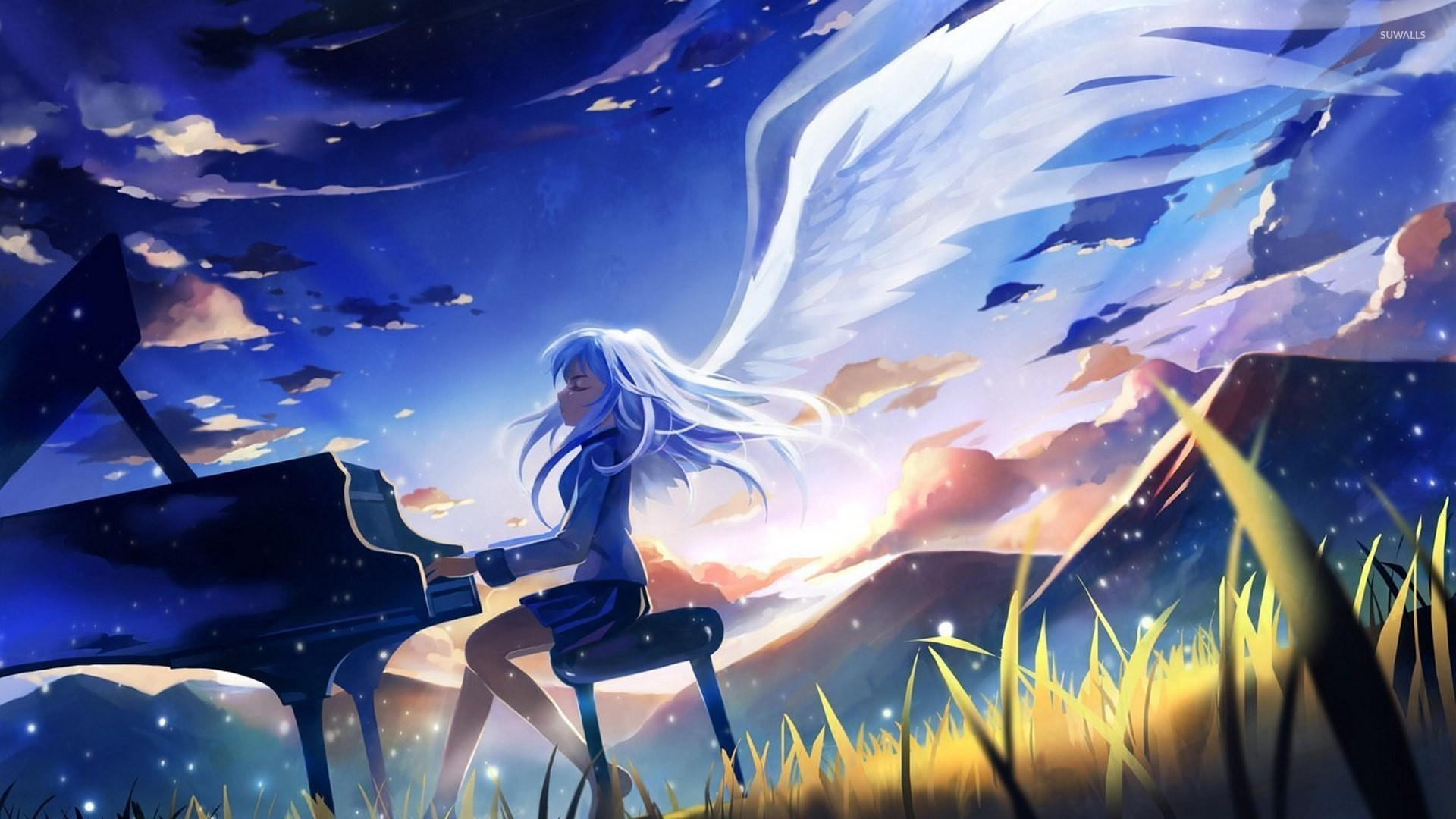 If My Heart Had Wings Wallpaper Anime Wallpapers 41031