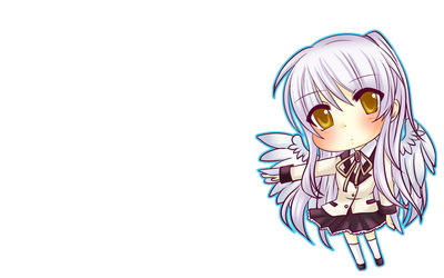 Kanade Tachibana - Angel Beats! [3] wallpaper
