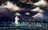 Kanna - InuYasha wallpaper 1920x1200 jpg