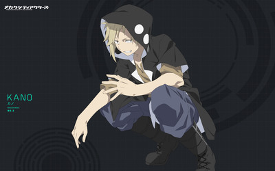 Kano - Mekakucity Actors wallpaper