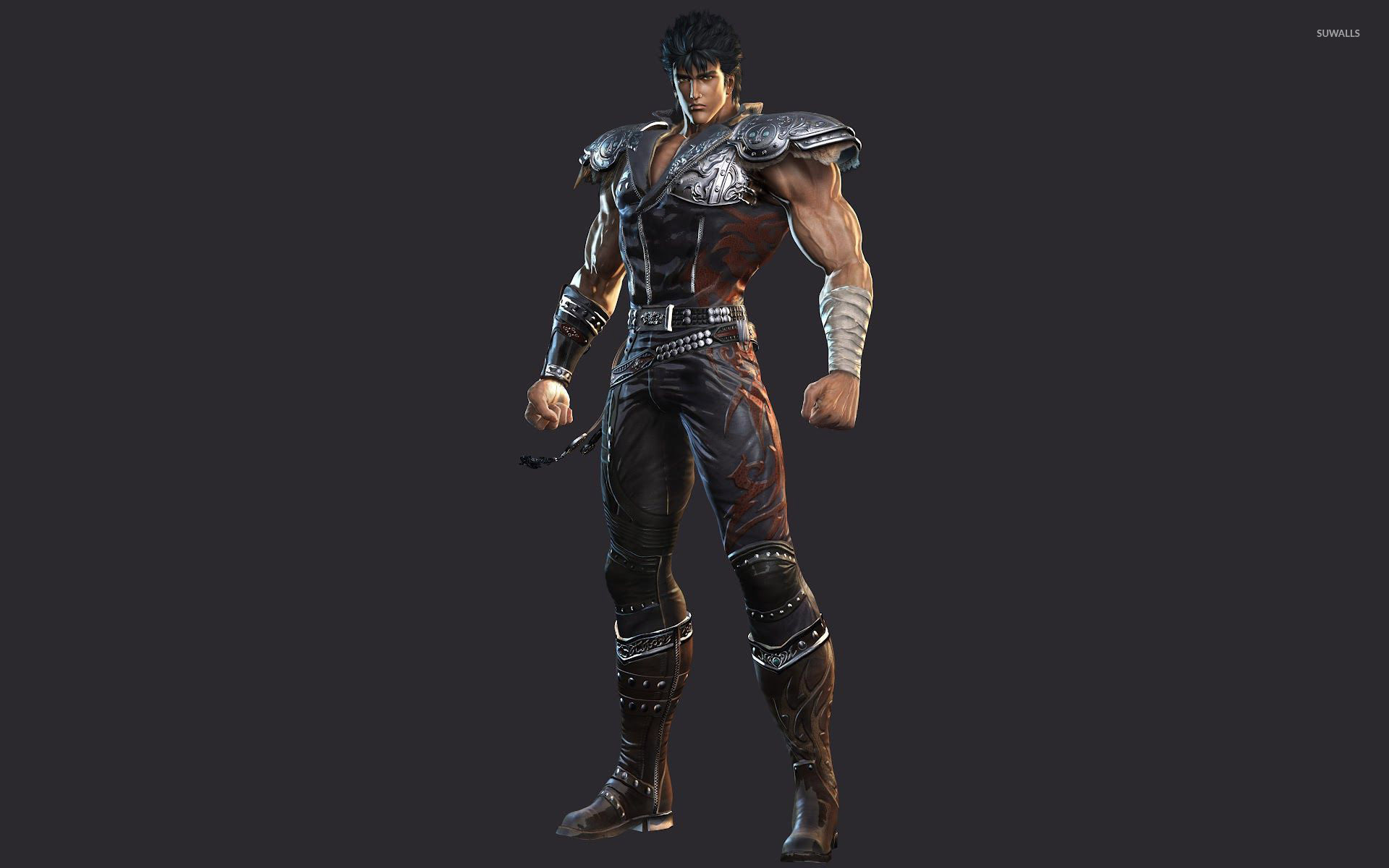 Kenshiro Fist Of The North Star Ken S Rage 2 Wallpaper Anime