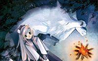 Kiba - Wolf's Rain wallpaper 1920x1200 jpg