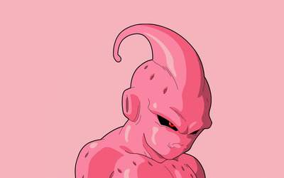 Kid Buu - Dragon Ball wallpaper