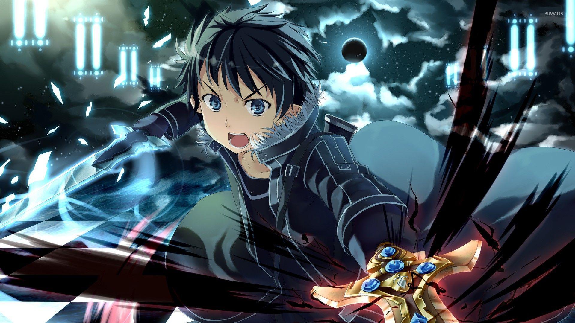 Kirito Sword Art Online 2 Wallpaper Anime Wallpapers 29487