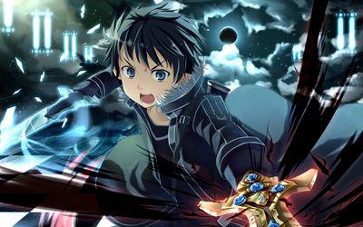 Kirito - Sword Art Online [2] wallpaper