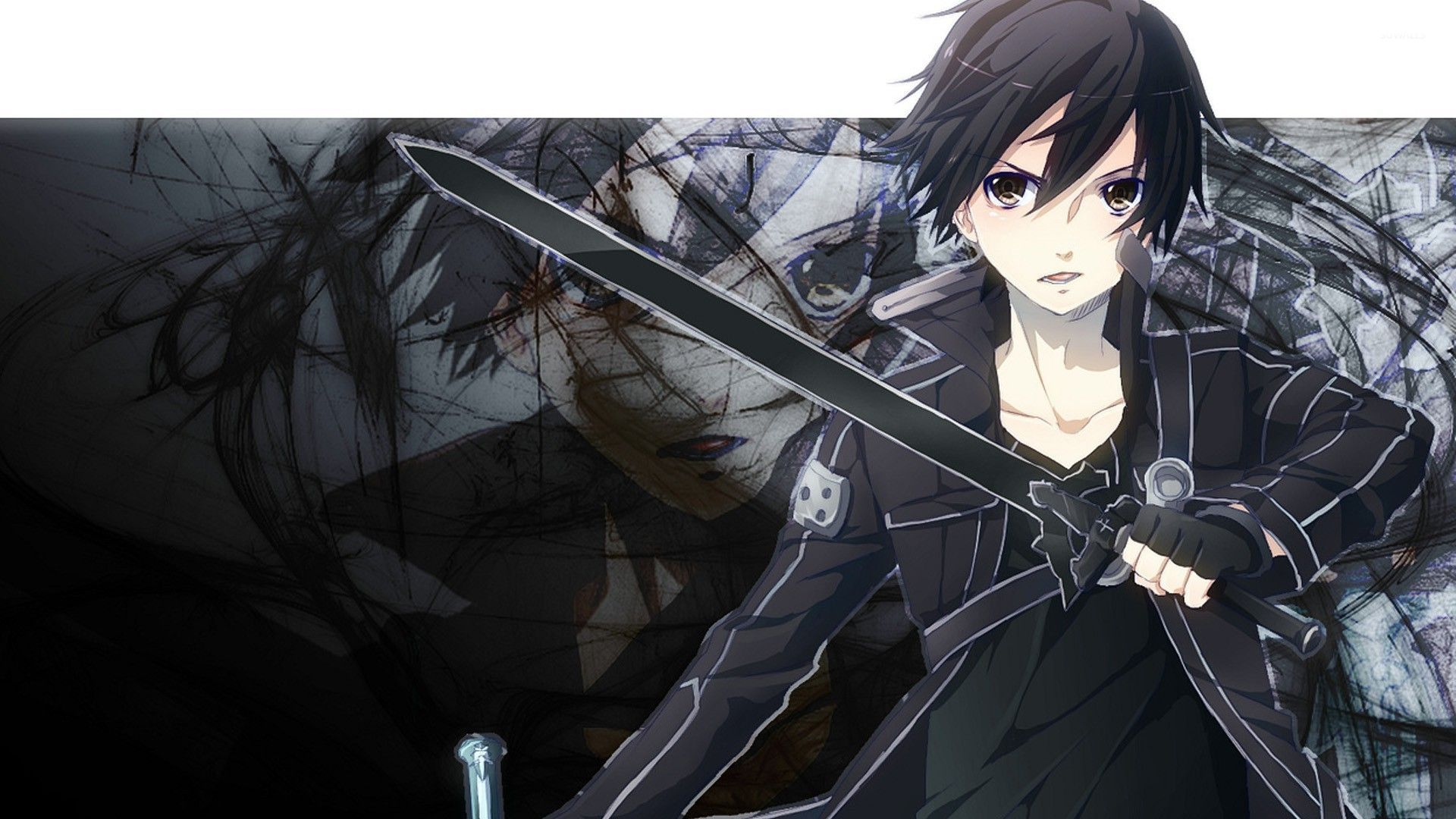 Kirito - Sword Art Online [4] wallpaper - Anime wallpapers ...