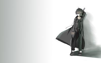 Kirito - Sword Art Online [6] wallpaper