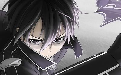 Kirito - Sword Art Online [3] wallpaper