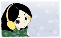 Kitsu Chiri - Sayonara, Zetsubou-Sensei wallpaper 2560x1600 jpg