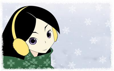 Kitsu Chiri - Sayonara, Zetsubou-Sensei wallpaper