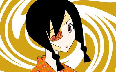 Kobushi Abiru - Sayonara, Zetsubo-Sensei [6] wallpaper