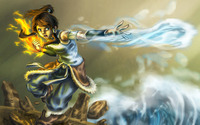 Korra - Avatar: The Legend of Korra [4] wallpaper 2560x1600 jpg