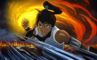 Korra - Avatar: The Legend of Korra [2] wallpaper 1920x1200 jpg