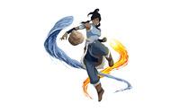 Korra - Avatar: The Legend of Korra [3] wallpaper 2560x1600 jpg