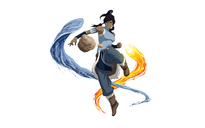 Korra - Avatar: The Legend of Korra [3] wallpaper