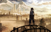 Korra - Avatar: The Legend of Korra wallpaper 2560x1600 jpg