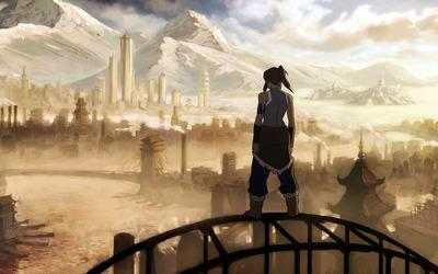 Korra - Avatar: The Legend of Korra wallpaper