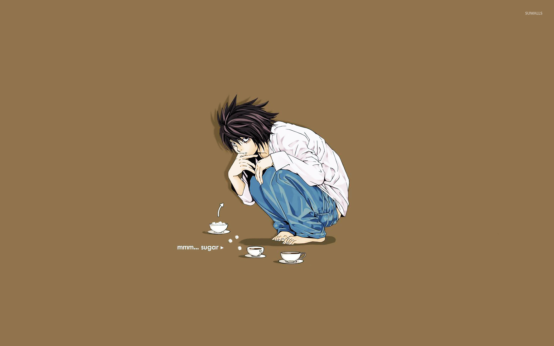 L Death Note 5 Wallpaper Anime Wallpapers 13680