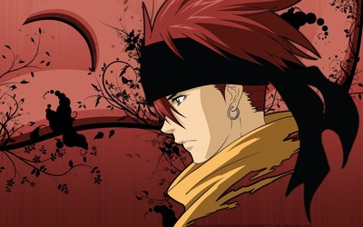 Lavi - D.Gray-man wallpaper