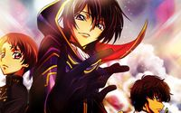 Lelouch - Code Geass wallpaper 1920x1080 jpg