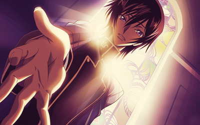 Lelouch Lamperouge - Code Geass [2] wallpaper