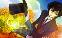Lelouch Lamperouge - Code Geass [10] wallpaper 1920x1080 jpg