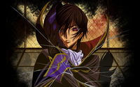 Lelouch Lamperouge - Code Geass wallpaper 2560x1600 jpg