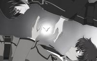 Lelouch & Suzaku - Code Geass [2] wallpaper 1920x1200 jpg
