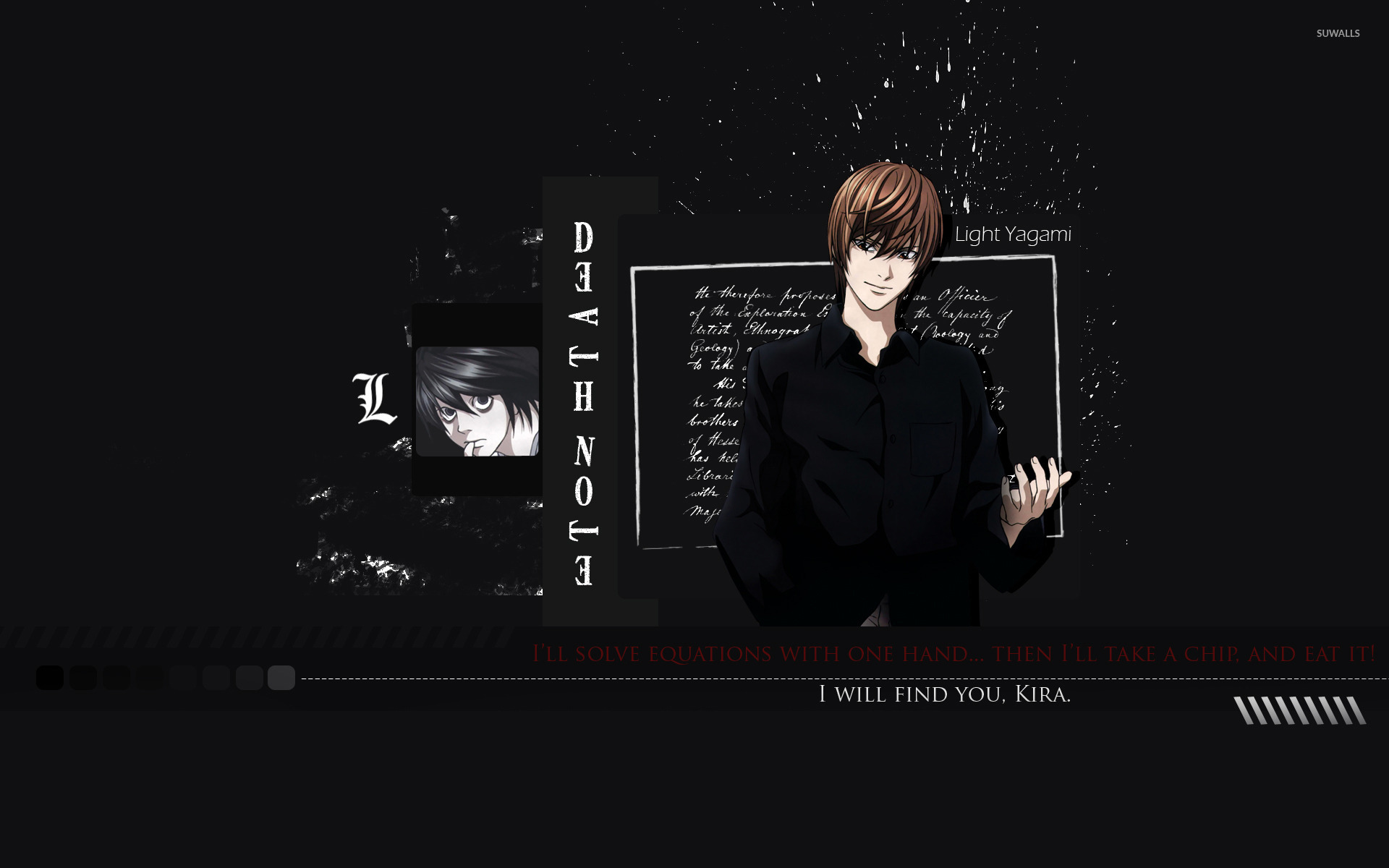 Light Death Note 10 Wallpaper Anime Wallpapers 13928