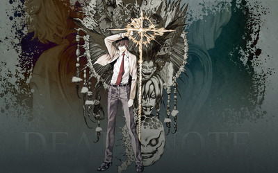 Light - Death Note [5] wallpaper
