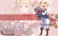 Lionela Heinze - Atelier Rorona: The Alchemist of Arland wallpaper 1920x1080 jpg