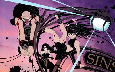 Lust - Fullmetal Alchemist wallpaper