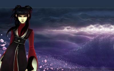 Mai - Avatar: The Last Airbender wallpaper