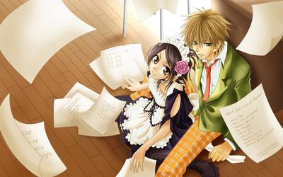 Maid Sama! [3] wallpaper