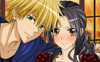Maid Sama! wallpaper 1920x1200 jpg