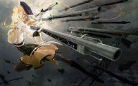 Mami Tomoe - Puella Magi Madoka Magica wallpaper 1920x1200 jpg