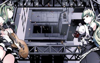 Megpoid Gumi from Vocaloid wallpaper