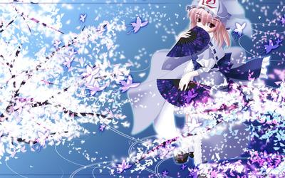 Megumi Mimino - Mahoraba wallpaper