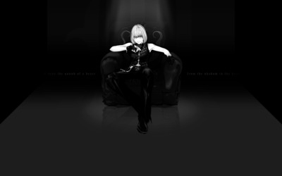 Mello - Death Note wallpaper